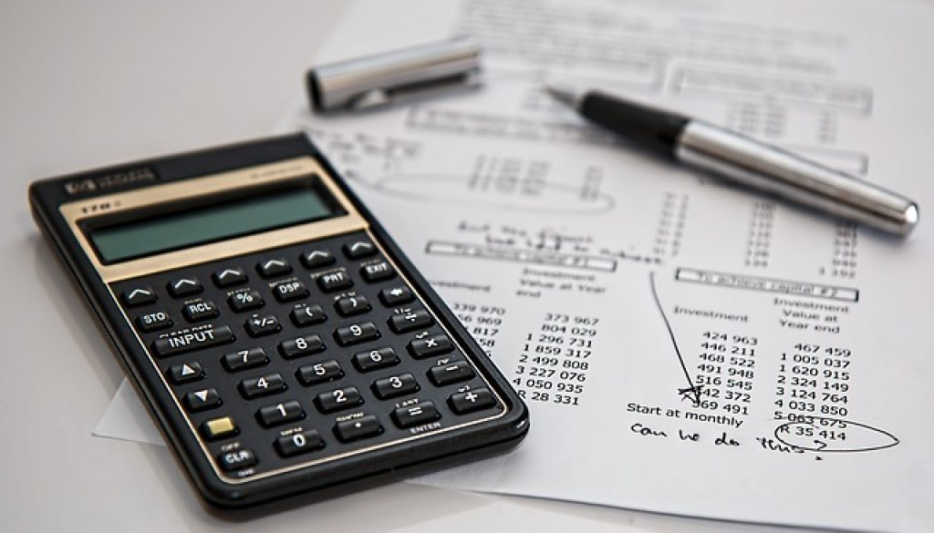 Make sure you understand the accounting side of your business